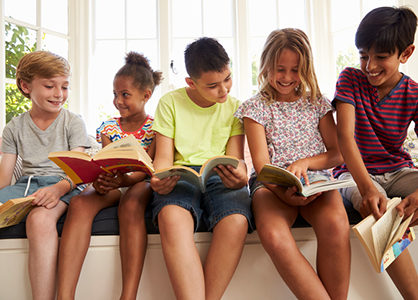 Books to teach young readers about money