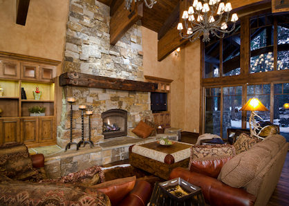 Maintaining the Beauty of Your Natural Stone Fireplace