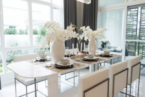 Turning Your Dining Room into a Restaurant